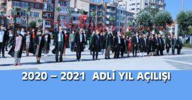 2020 – 2021  ADLİ YIL AÇILIŞI