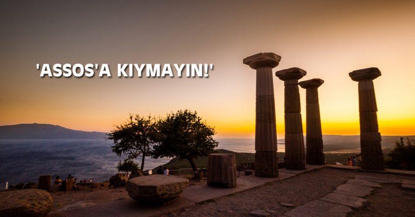 'ASSOS'A KIYMAYIN!'