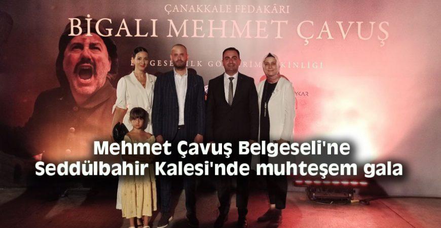 SEDDÜLBAHİR KALESİ'NDE MUHTEŞEM GALA