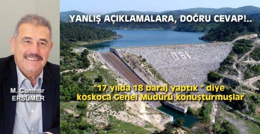 YANLIŞ AÇIKLAMALARA, ERSÜMER'DEN DOĞRU CEVAP!..