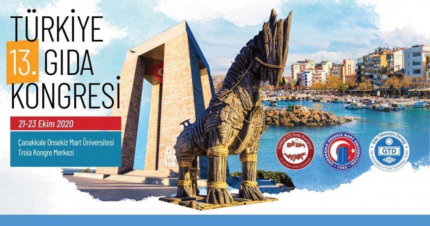 Türkiye 13. Gıda Kongresi