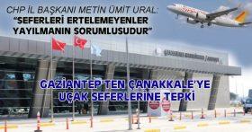 """""""SEFERLERİ ERTELEMEYENLER YAYILMANIN SORUMLUSUDUR"""""""