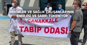 COVID-19 PANDEMİSİ BÜTÜN AĞIRLIĞI İLE DEVAM EDİYOR!